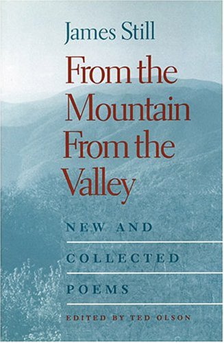 9780813191324: From the Mountain, From the Valley: New and Collected Poems