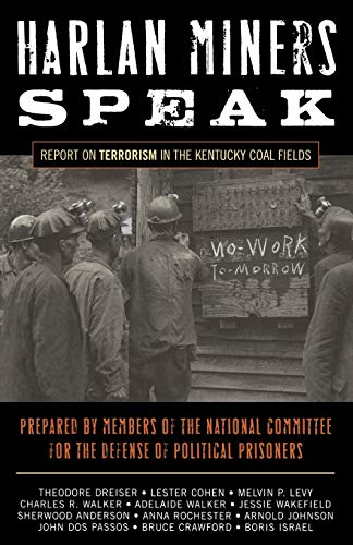 9780813191874: Harlan Miners Speak: Report on Terrorism in the Kentucky Coal Fields