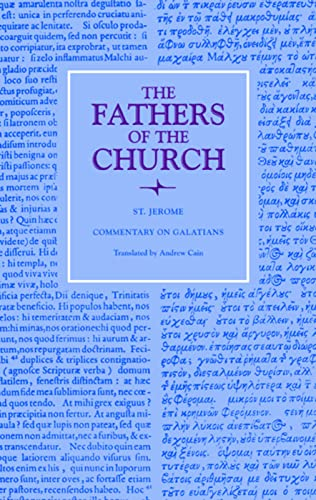 9780813201214: Commentary on Galatians (Fathers of the Church Patristic Series)