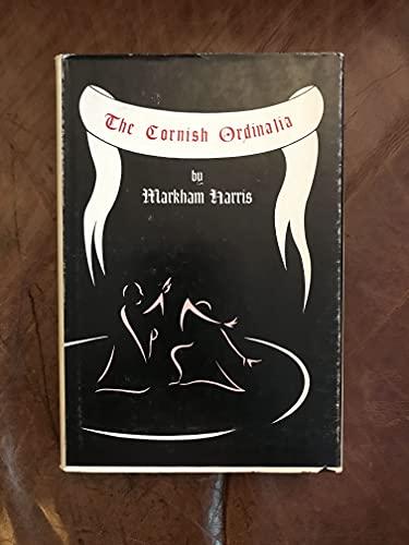 9780813202594: The Cornish Ordinalia: A Medieval Dramatic Trilogy (English and Cornish Edition)