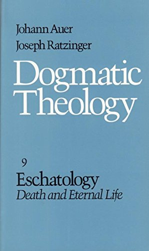 9780813206332: Eschatology: Death and Eternal Life: 9