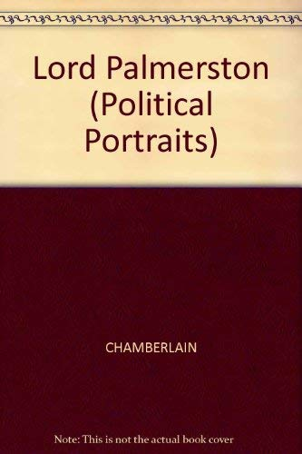 9780813206646: Lord Palmerston (Political Portraits)