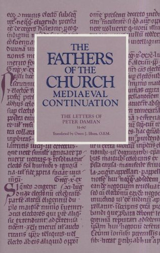 9780813207070: Peter Damian: Letters 31-60 (Peter Damian//Letters of Peter Damian) (No. 31-60)