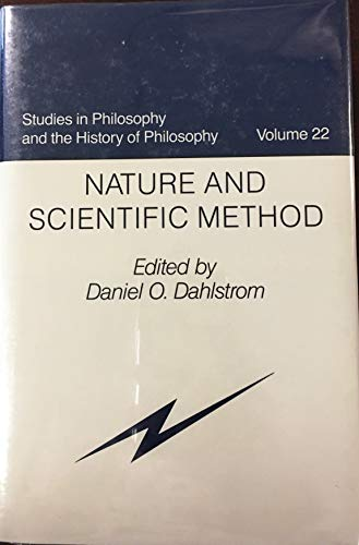 9780813207230: Nature and Scientific Method (STUDIES IN PHILOSOPHY AND THE HISTORY OF PHILOSOPHY)
