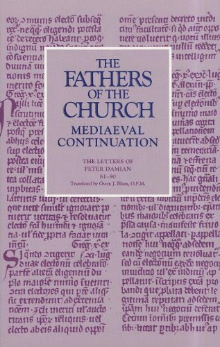 9780813207506: Peter Damian Letters 61-90 (Fathers of the Church: Mediaeval Continuation)