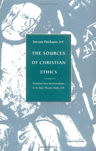 9780813208176: The Sources of Christian Ethics