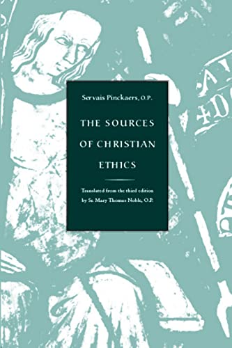 9780813208183: The Sources of Christian Ethics