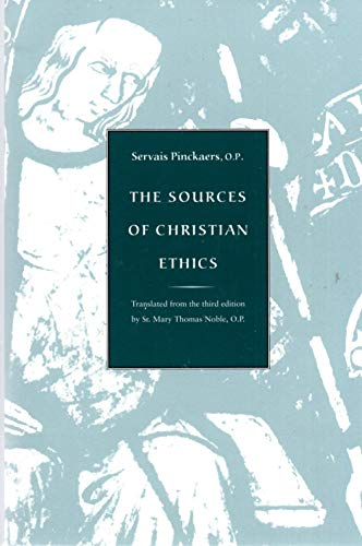 9780813208343: The Sources of Christian Ethics