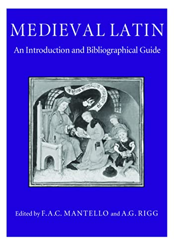 9780813208428: Medieval Latin: An introduction and bibliographical guide
