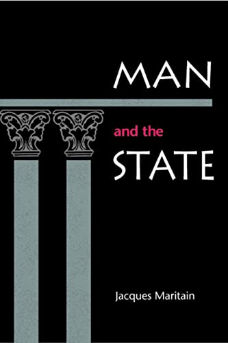 9780813209050: Man and the State