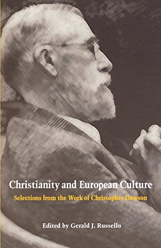 9780813209142: Christianity and European Culture: Selections from the Work of Christopher Dawson
