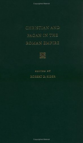 9780813210209: Christian and Pagan in the Roman Empire: The Witness of Tertullian (Selections Fr Fathers Of Church)