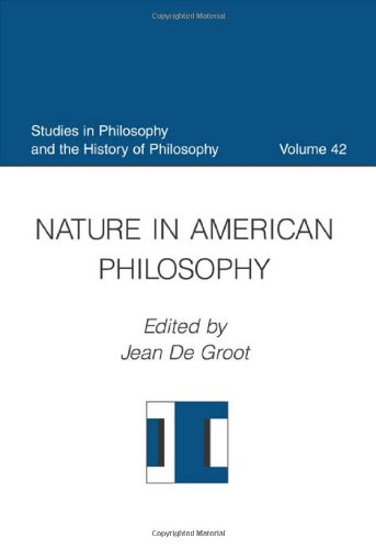Nature in American Philosophy: de Groot, Jean