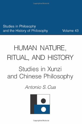 9780813213859: Human Nature, Ritual, and History: Studies in Xunzi and Chinese Philosophy (Studies in Philosophy and the History of Philosophy)