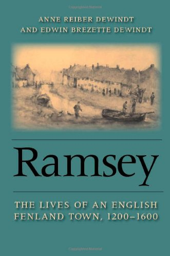9780813214245: Ramsey: The Lives of an English Fenland Town, 1200-1600