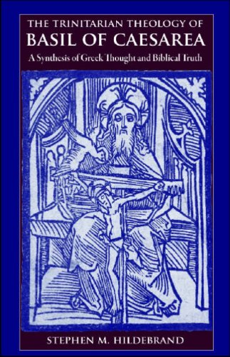 9780813214733: The Trinitarian Theology of Basil of Caesarea: A Synthesis of Greek Thought And Biblical Truth