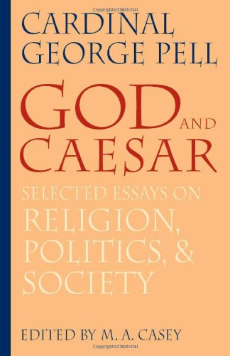 9780813215037: God and Caesar: Selected Essays on Religion, Politics, and Society