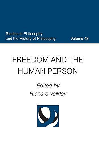 9780813215082: Freedom and the Human Person (Studies in Philosophy and the History of Philosophy)