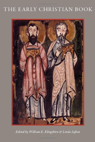 9780813215310: The Early Christian Book (Cua Studies in Early Christianity)
