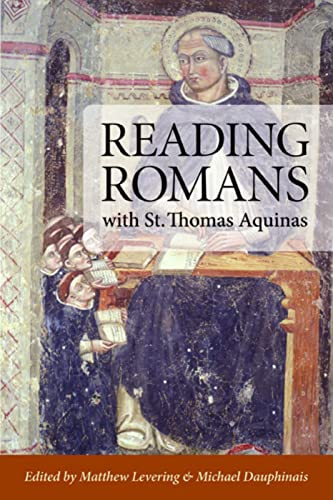 9780813219622: Reading Romans with St. Thomas Aquinas