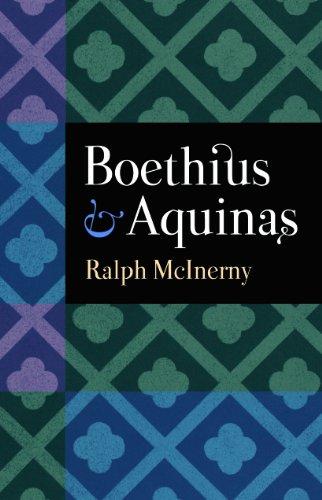9780813221106: Boethius and Aquinas