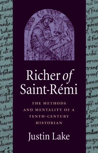 Richer of Saint-R'Mi: Lake, Justin (Texas A&M University)
