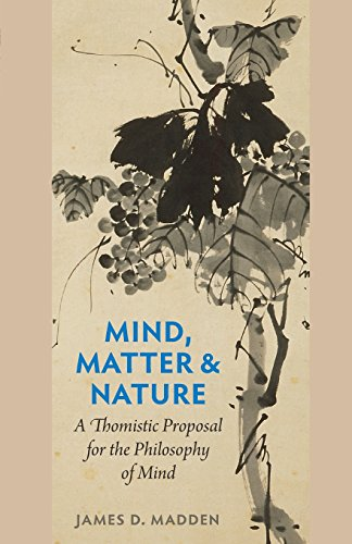 Mind, Matter, and Nature: A Thomistic Proposal for the Philosophy of Mind: Madden