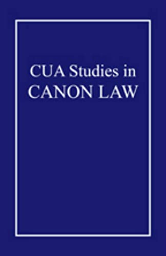 The Subject of Ecclesiastical Law According to Canon 12 (Hardback): McCloskey