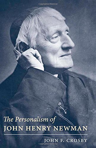 9780813226897: The Personalism of John Henry Newman