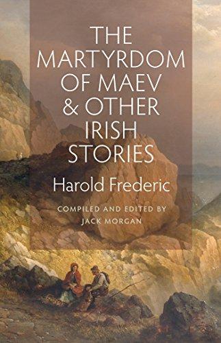 Beispielbild für The Martyrdom of Maev and Other Irish Stories zum Verkauf von Better World Books