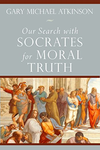 Search Socrates Moral Truth (Paperback): Gary Michael Atkinson