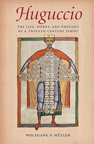 9780813228365: Huguccio: The Life, Works, and Thought of a Twelfth-Century Jurist (Studies in Medieval and Early Modern Canon Law)