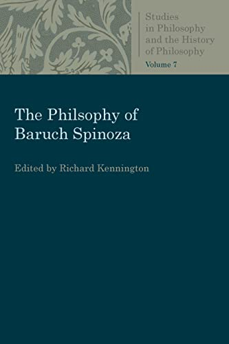 9780813231006: The Philosophy of Baruch Spinoza (Studies in Philosophy and the History of Philosophy)