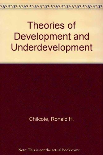 9780813300368: Theories Of Development And Underdevelopment