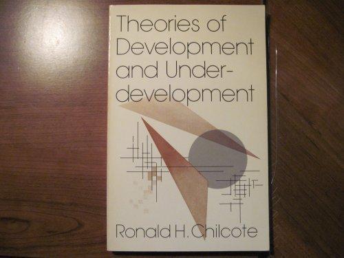 9780813300375: Theories Of Development And Underdevelopment