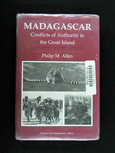 9780813302584: Madagascar (Westview Profiles: Nations of Contemporary Africa)