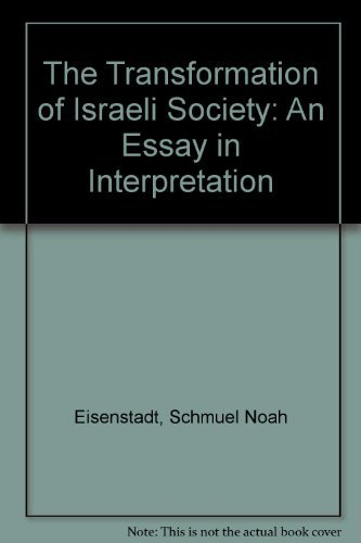 the transformation of european society essay In the last section of his essay, nash analyzes the great religious and social up- heaval in the  the transformation of european society.