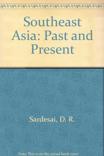 9780813304458: Southeast Asia: Past And Present--second Edition
