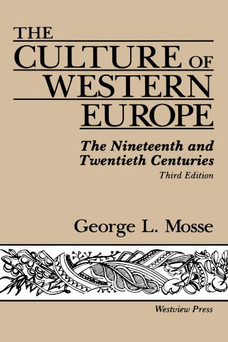 9780813306230: The Culture Of Western Europe: The Nineteenth And Twentieth Centuries, Third Edition