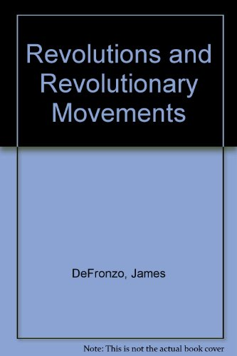 9780813306681: Revolutions And Revolutionary Movements