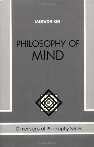 9780813307763: Philosophy Of Mind (Dimensions of Philosophy)