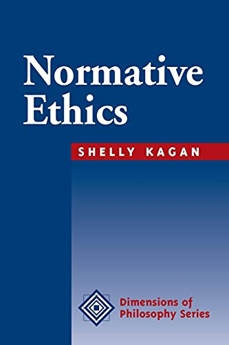 9780813308463: Normative Ethics (Dimensions of Philosophy)