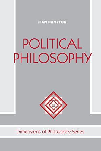 Political Philosophy: Jean Hampton