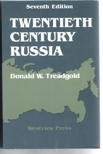 9780813310114: Twentieth Century Russia: Seventh Edition