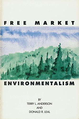 9780813311012: Free Market Environmentalism