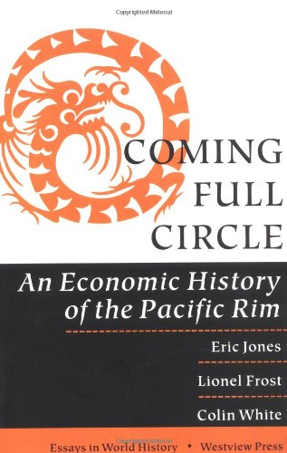 Coming Full Circle: An Economic History Of: Eric Jones, Lionel