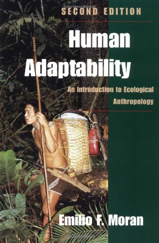 9780813312545: Human Adaptability: An Introduction To Ecological Anthropology, Second Edition