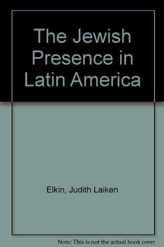 9780813312774: The Jewish Presence in Latin America