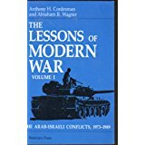 9780813313290: The Lessons of Modern War: The Arab-Israeli Conflicts, 1973-1989: 001