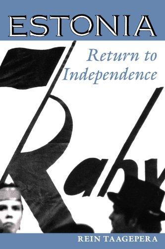 9780813317038: Estonia: Return To Independence (Post-Soviet Republics)